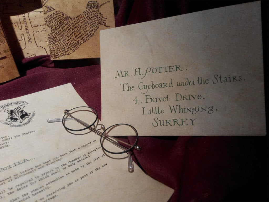 Complementos Harry Potter